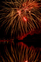 Estes Park and Fireworks Display