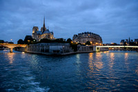 Paris from Seine River Cruise