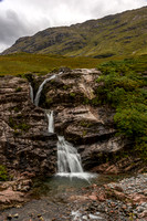 Glencoe - Meeting of the Three Waters- River Coe