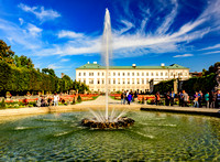 Mirabell Gardens and Palace - Salzburg
