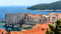 Dubrovnik from City Wall