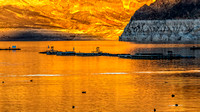 Lake Mead Sunset - Lake Mead National Recreation Area